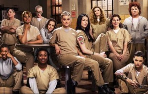 Il cast di Orange Is the New Black, la serie di Jenji Kohan