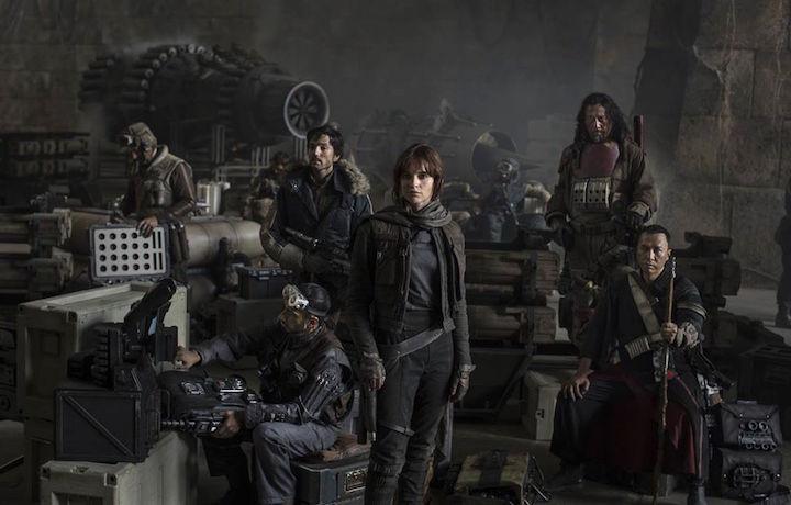 """La prima immagine di """"Rogue One"""""""