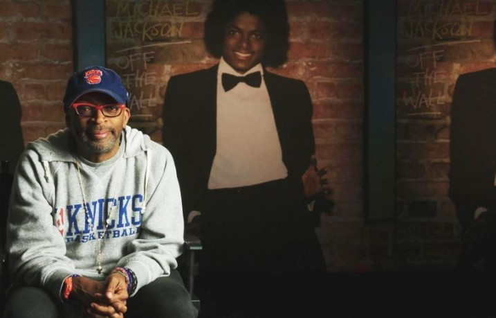 "Spike Lee ha già diretto un documentario su ""Bad"". Qui mentre presenta il nuovo ""Off the Wall"" al Sundance"