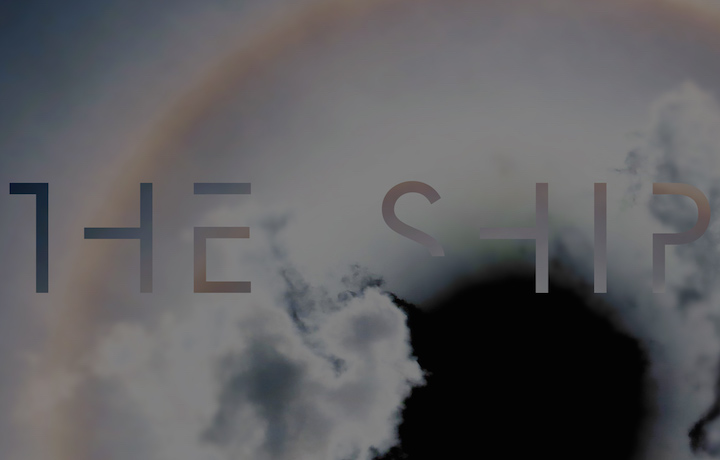 "L'artwork del nuovo album di Brian Eno, ""The Ship"""