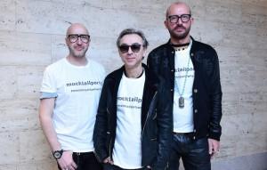 Saturnino, Albertino e Giacomo Maiolini, fondatore di Time Records