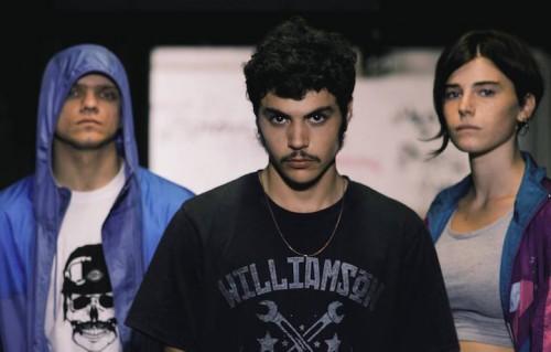 """Un'immagine di """"Zeta"""", il film di Cosimo Alemà sul mondo del rap italiano"""