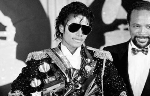 Michael Jackson ai Grammys del 1984