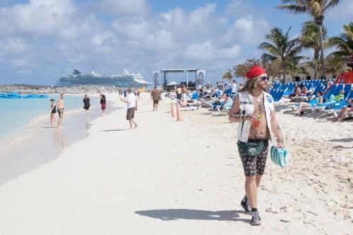 Monster of Rock Cruise, Bahamas, crociera, nave, rock n roll, band, musica, spiagge, caraibi, foto, gallery, Andrea Forlani