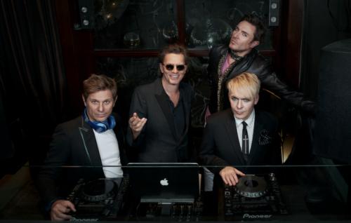 I Duran Duran. Foto stampa