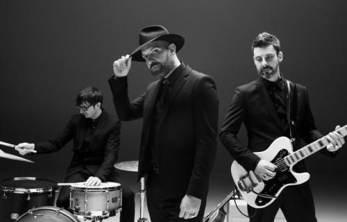 Nik Taccori, Jack Jaselli e Max Elli. Foto: Chiara Mirelli