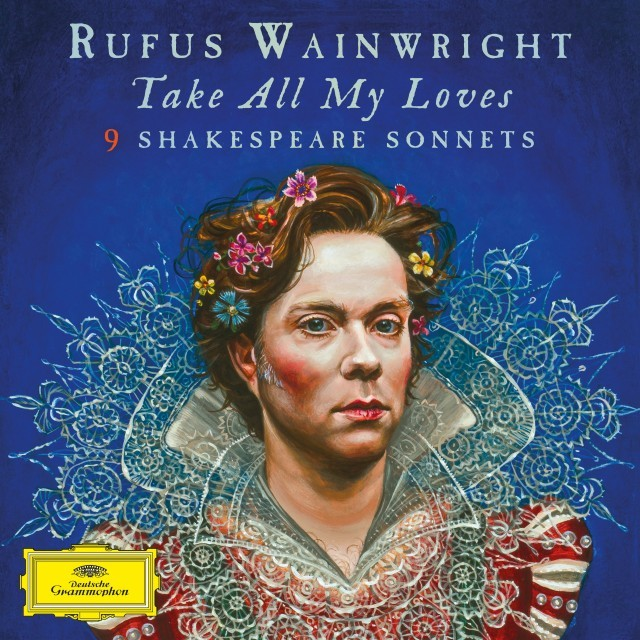 La cover di Take All My Lovers di Rufus Wainwright