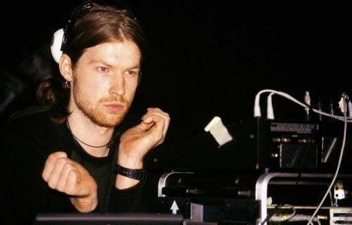 Richard James alias Aphex Twin. Foto; Mick Hutson/Redferns