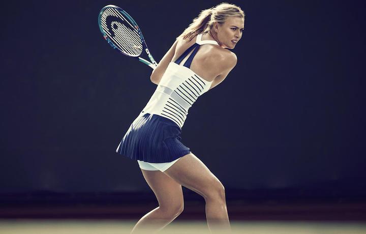 Maria Sharapova è nata il 19 aprile 1987. Attualmente è la tennista numero 7 del mondo