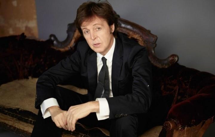 Paul McCartney, 74 anni - Foto via Facebook