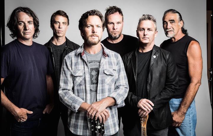 Pearl Jam, Foto: Danny Clinch