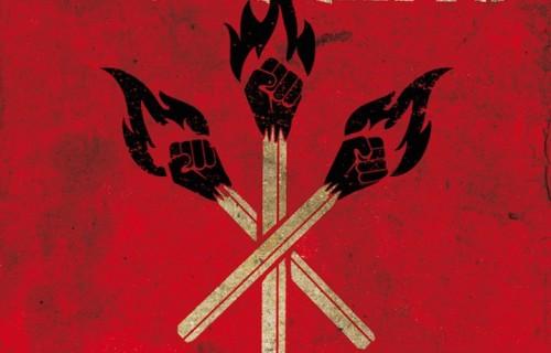 """Un dettaglio della copertina de """"Il lato ruvido"""" dei Punkreas, in uscita il 22 aprile"""