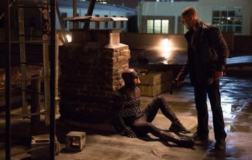Marvel's Daredevil, Jon Bernthal è The Punisher nella nuova stagione dellla serie originale Netflix. Dal 18 marzo