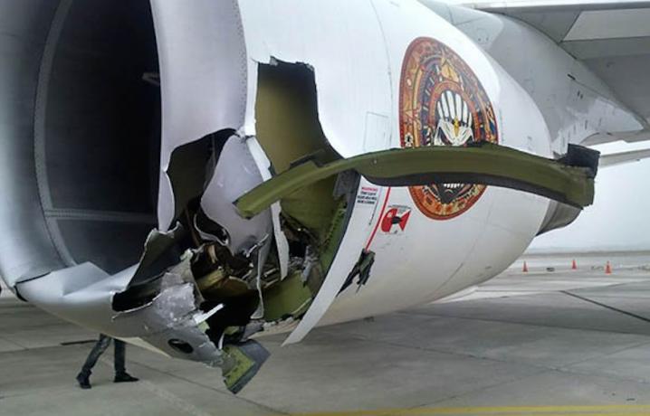 Il Boeing 747 degli Iron Maiden