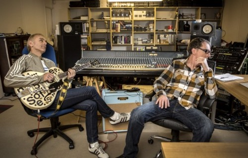 Karl Hyde e Rick Smith suonano insieme negli Underworld dagli anni '70