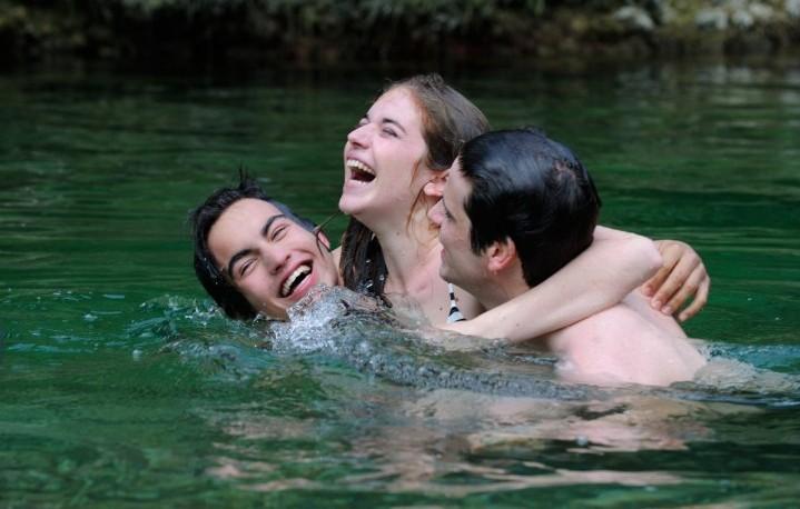"""Un fotogramma di """"Un bacio"""", il film di Ivan Cotroneo sarà al cinema dal 31 marzo"""