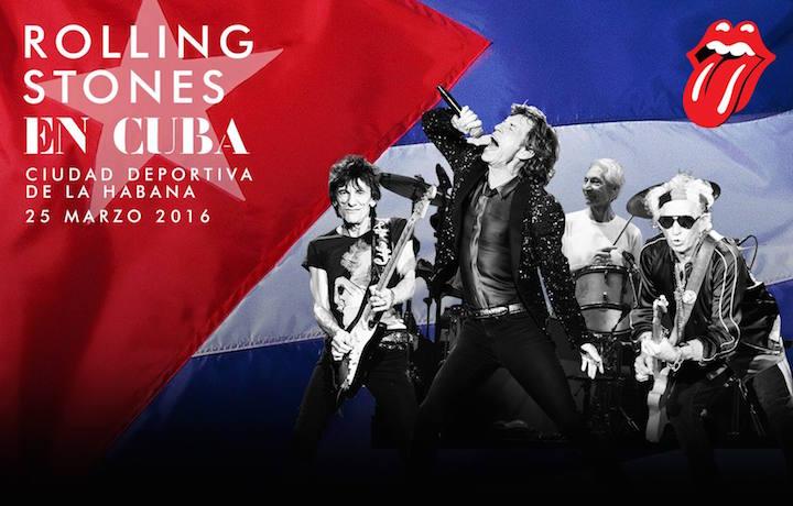 """""""Questo show all'Havana sarà un vero evento per noi"""", hanno detto gli Stones"""