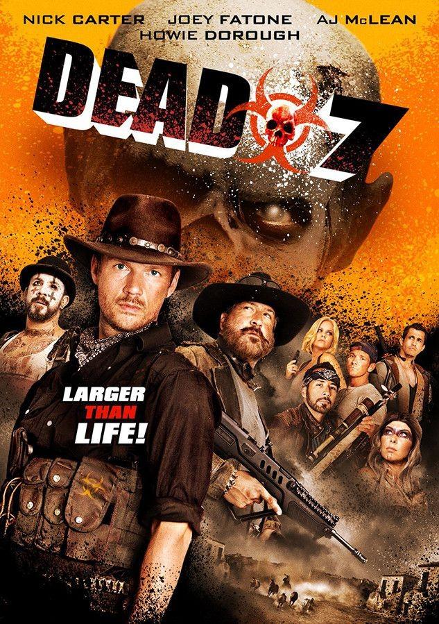 """La locandina di """"Dead 7"""""""