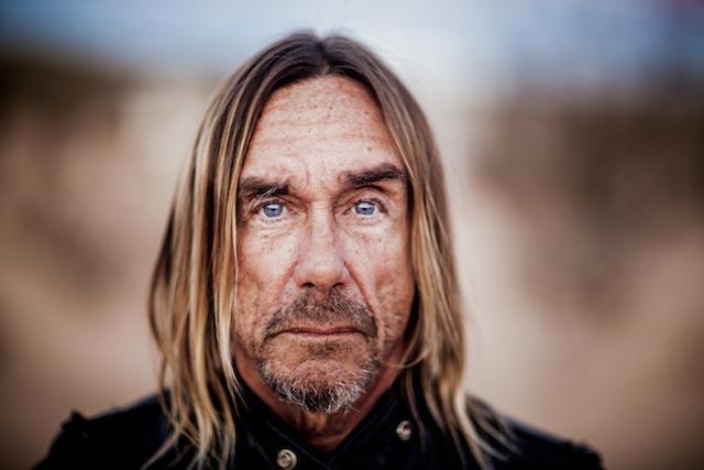Iggy Pop compirà 69 anni il prossimo. Foto: Andreas Neumann