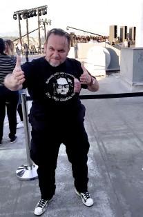 Roberto Croci a.k.a. La Bestia, il nostro inviato a LA