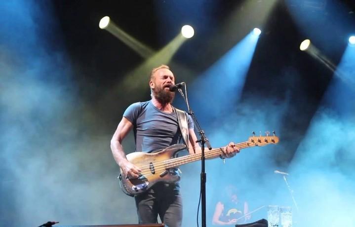 """Sting suonerà allo """"Street Music Art Fest"""" il 29 luglio"""