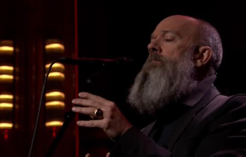 "Michael Stipe al ""Tonight Show"""