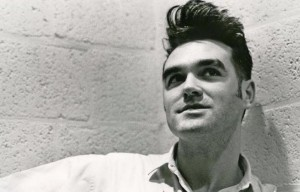 Morrissey, foto da Facebook