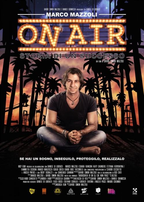 On Air - Storia di un successo - Davide Simon Mazzoli
