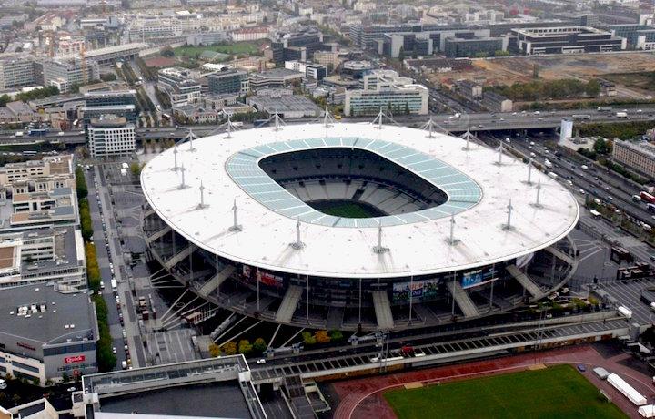 Lo Stade de France ospiterà il primo match e la finale degli Europei 2016