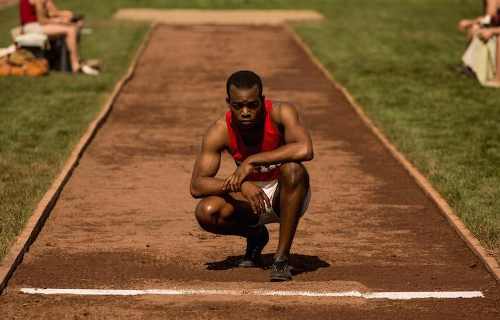 """Stephan James nei panni di Jesse Owens in """"Race - Il colore della vittoria"""""""
