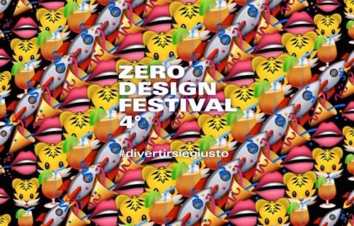 La quarta edizione dello Zero Design Fest si terrà da venerdì 18 marzo a domenica 20 a Milano