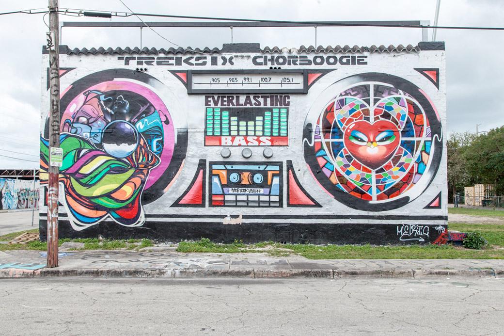 Miami, graffiti, street art, Wynwood, foto, gallery, Andrea Forlani