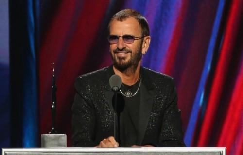 Ringo Starr, 76 anni