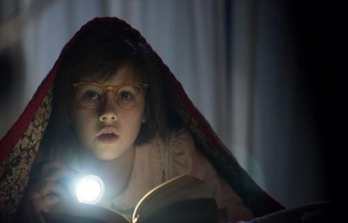 Ruby Barnhill interpreta Sophia