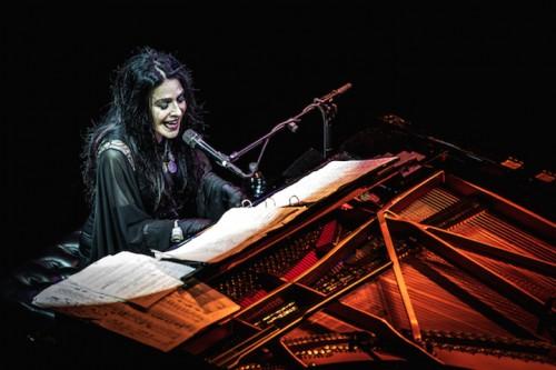 Diamanda Galas, foto di NoteFotografiche