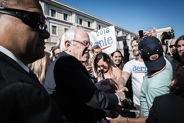Sanders elettori