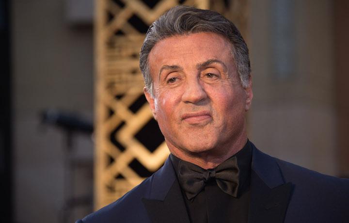 """Stallone è stato nominato agli Oscar per la sua interpretazione di """"Creed"""". Foto: Phil McCarten / ©A.M.P.A.S."""