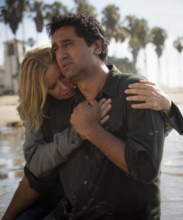 Una delle scene chiave dell'ultimo episodio della fortunata serie di AMC