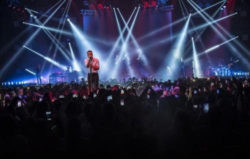 "Marco Mengoni a Torino per la prima data del ""MENGONILIVE2016 TOUR"" - Foto di Francesco Prandoni"