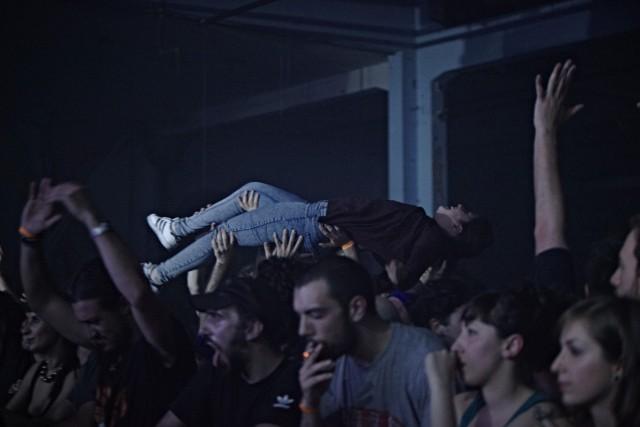 Punkreas, Leoncavallo, Milano - Foto di Angelo Becci
