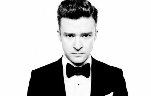 Justin Timberlake, foto stampa
