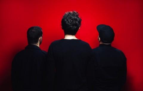Sascha Ring, Gernot Bronsert e Sebastian Szarzy sono i Miderat dal 2002 - Foto di Flavien Prioreau