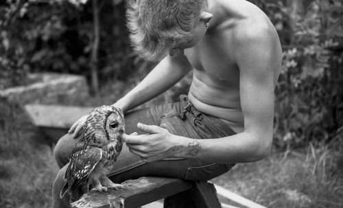 Gavin Watson/ YOUTH CLUB - Owl, High Wycombe, 1980s