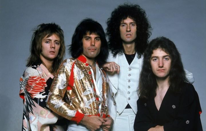 I Queen fotografati da Terry O'Neill