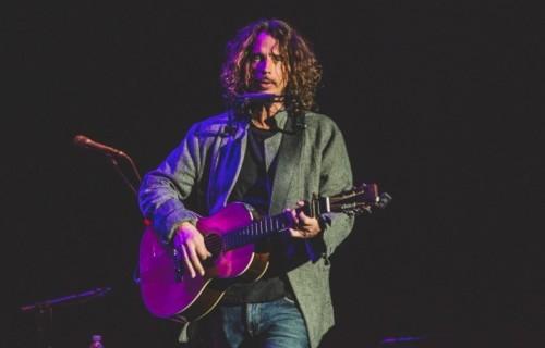 Chris Cornell all'Auditorium Parco Della Musica, Roma - Foto di Kimberley Ross