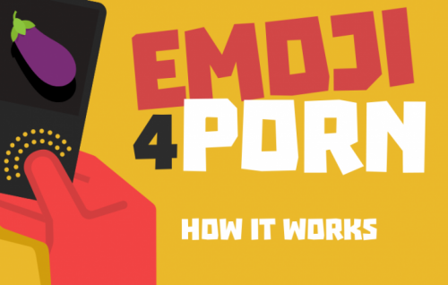 Emoji 4 Porn è attivo in USA, Canada e UK