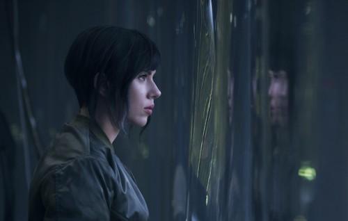 La prima immagine di Scarlett Johansson sul set del film