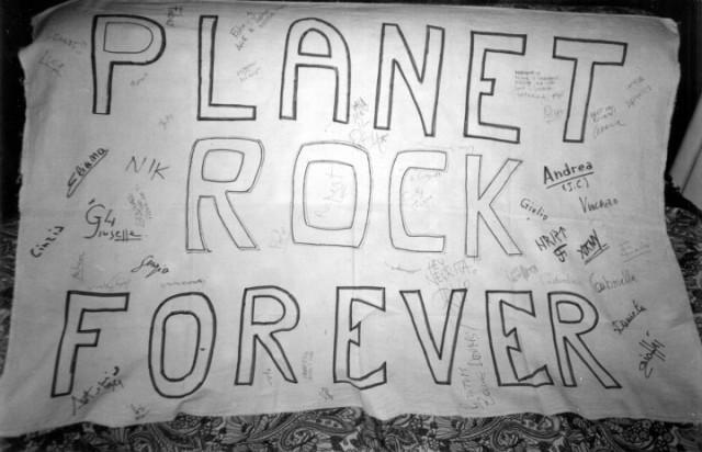 """Planet Rock Forever"""