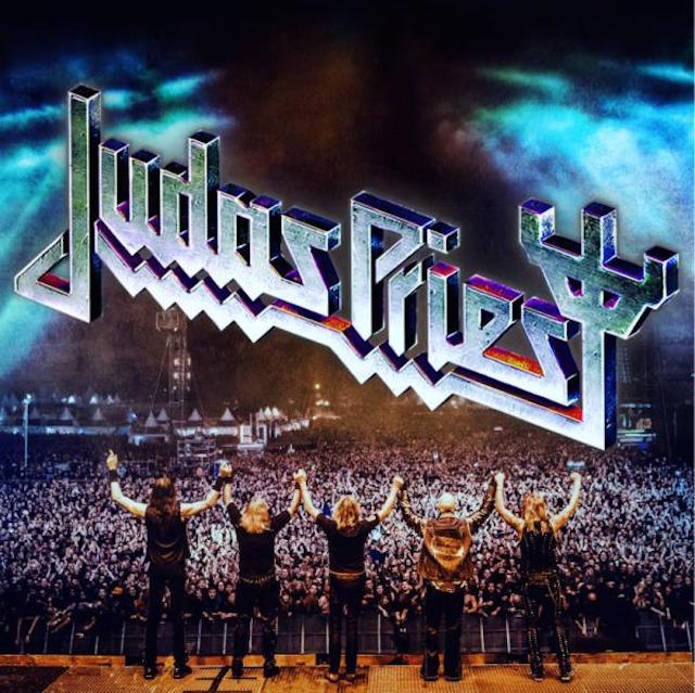La copertina di Battle Cry dei Judas Priest