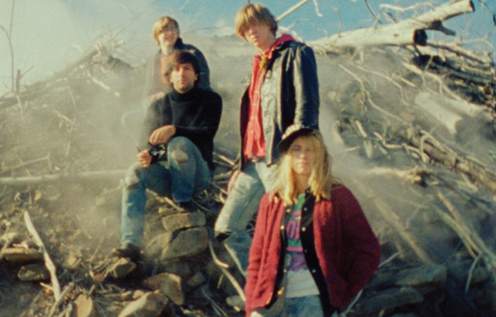 Sonic Youth, 1986